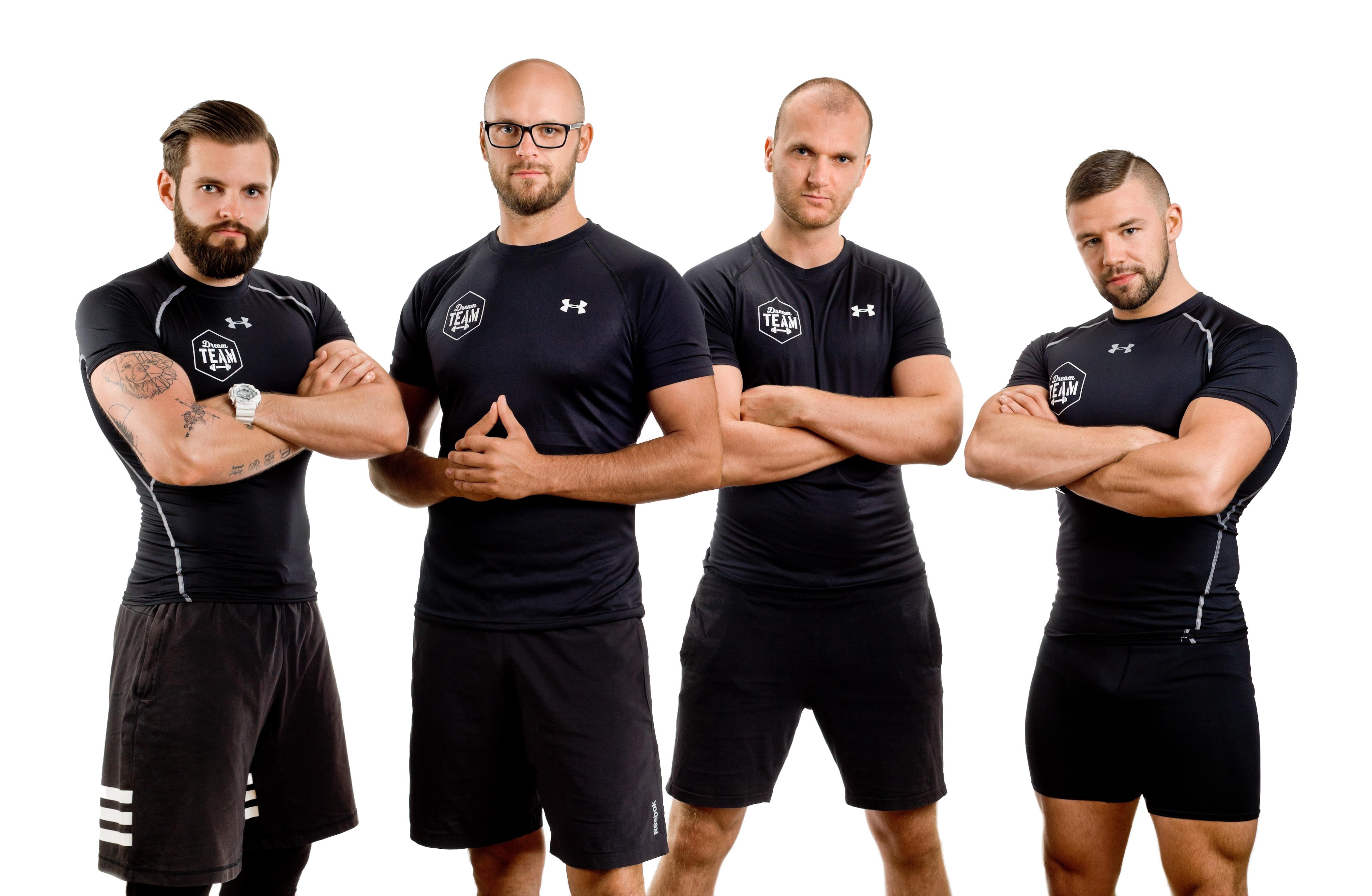 Dream Team trenerzy personalni