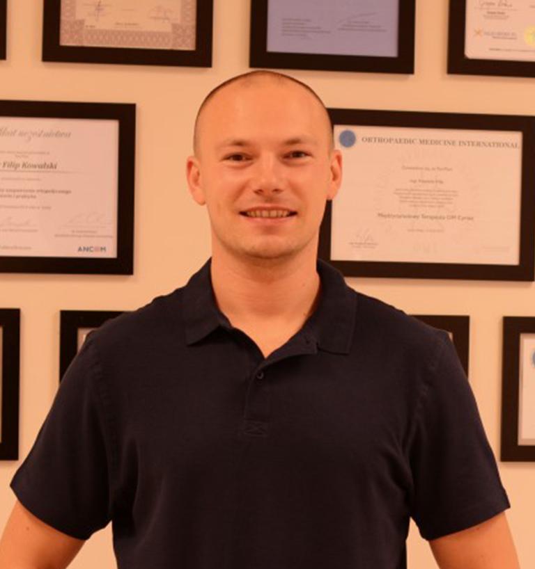 mgr Filip Kowalski
